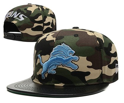 Detroit Lions Hat SD 150228 3